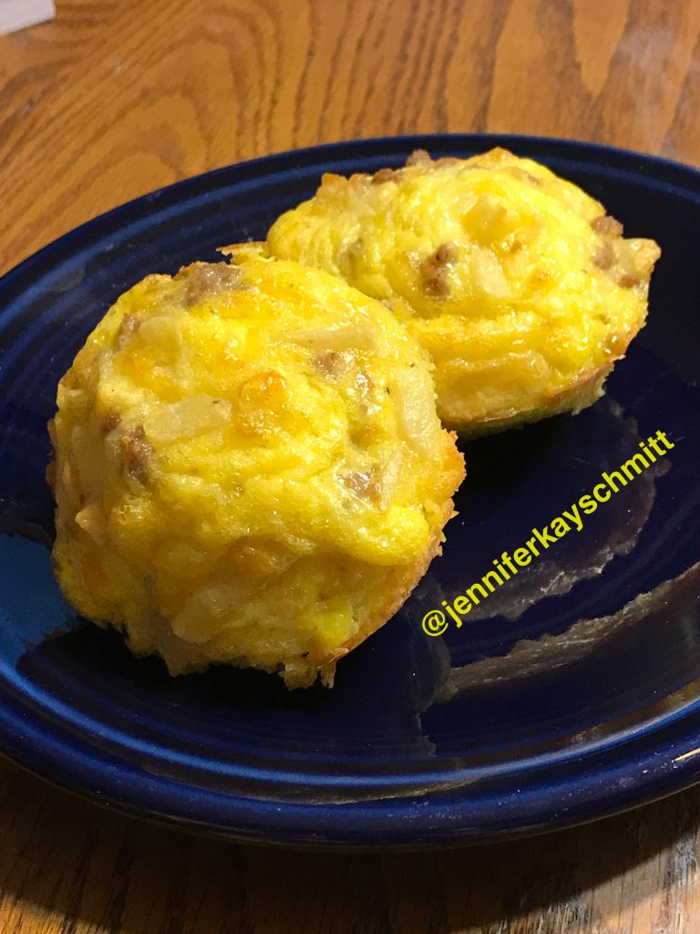 Easy Egg Bake Muffins